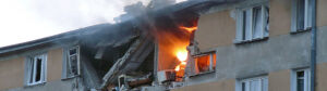 Gaz z kuchenki przyczyną wybuchu w Pruszkowie