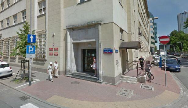 Trzeci Urząd Skarbowy Warszawa-Śródmieście Google Street View