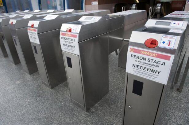 Metro będzie jeździć na skróconej trasie ZTM