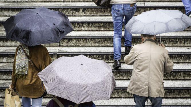 Pogoda na dziś: wiele pochmurnych <br />i deszczowych regionów