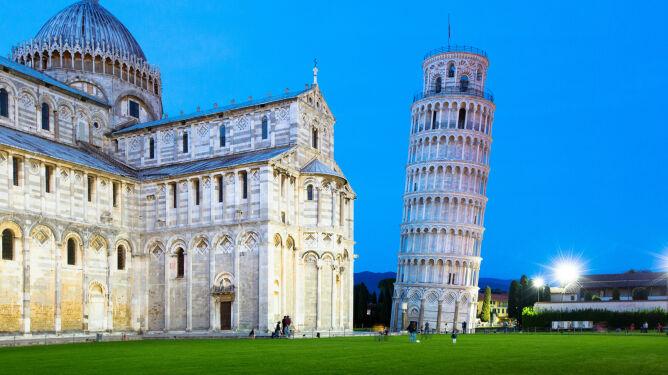 Zagadka Krzywej Wieży w Pizie. Włoska badaczka twierdzi, że odkryła twórcę