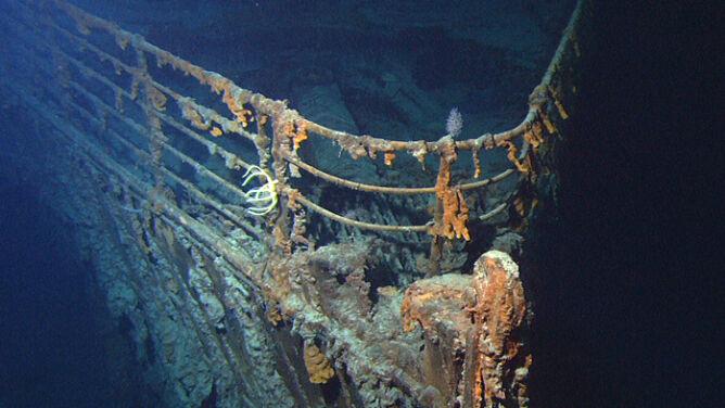 """Wrak Titanica chroniony specjalną umową. """"Będzie traktowany z należytą wrażliwością i szacunkiem"""""""