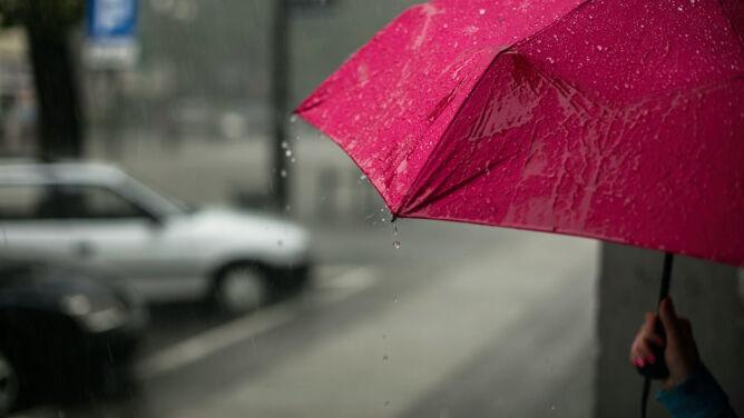 Pogoda na dziś: przelotny deszcz i burze